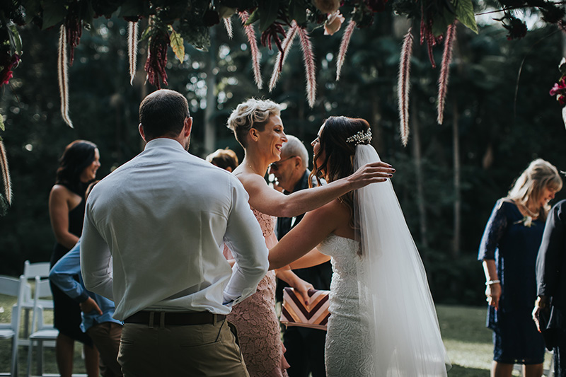 Gold Coast Wedding Blog - Mount Tamborine Elopement - Hitched In Paradise