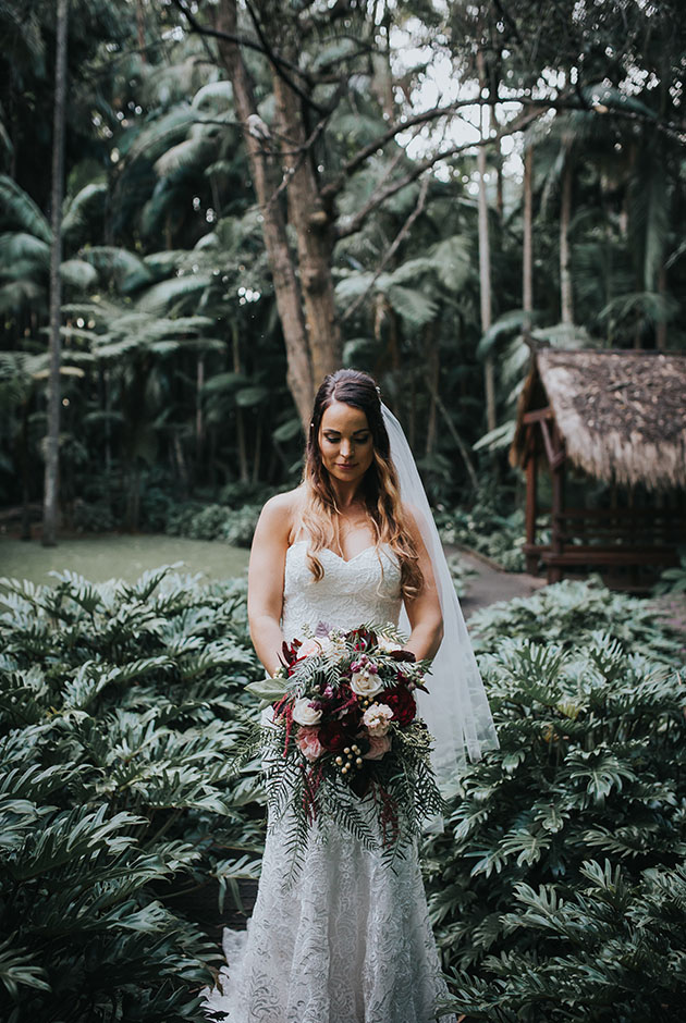 Queensland Elopement Blog - Hitched In Paradise - Mount Tamborine Wedding
