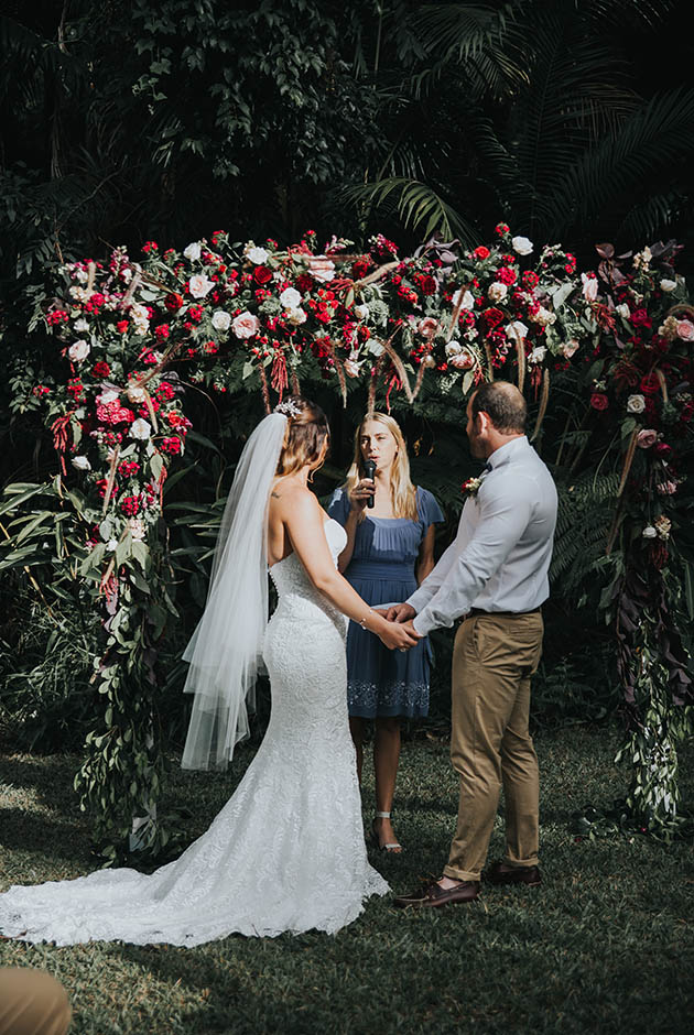 Mount Tamborine Wedding - Gold Coast Elopement - Hitched In Paradise Blog