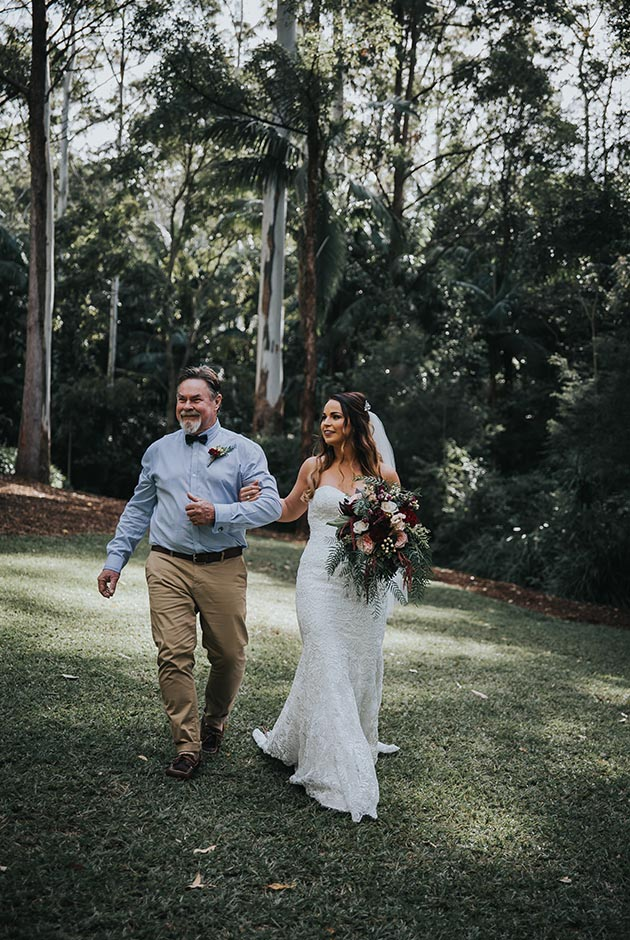 Mount Tamborine Botanical Gardens - Gold Coast Elopement Blog