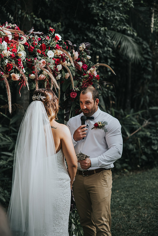 Mount Tamborine Elopement - Gold Coast Wedding - Hitched In Paradise