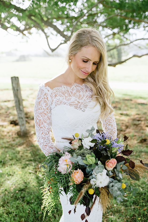 Byron Bay Elopement - Hitched In Paradise Blog - Wedding Flowers