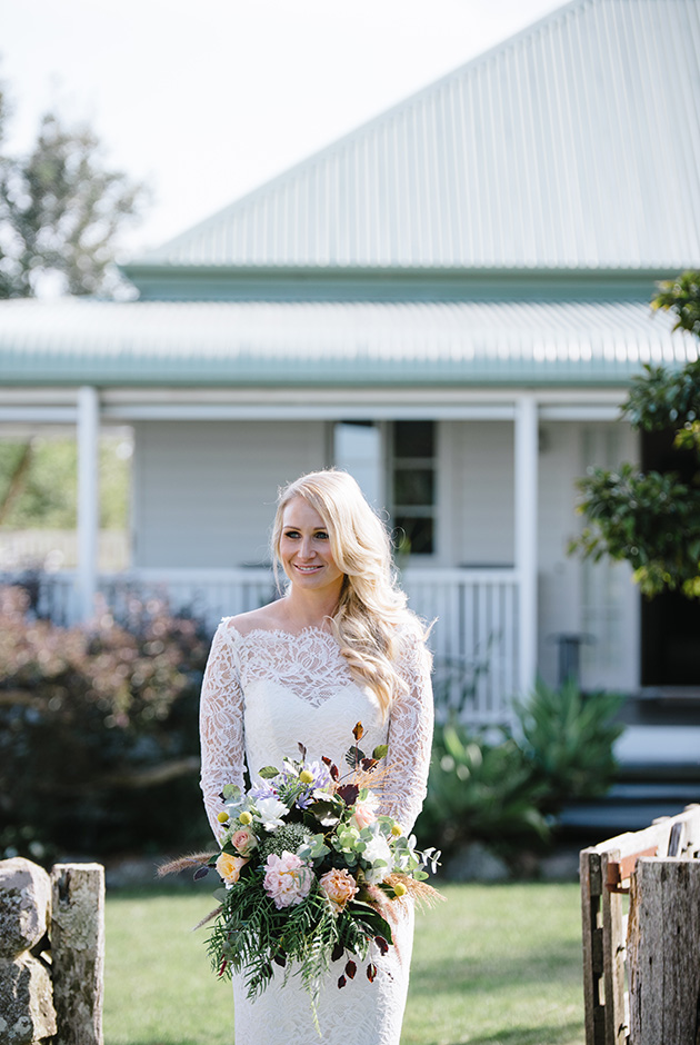 Byron View Farm Wedding - Hitched In Paradise Elopement