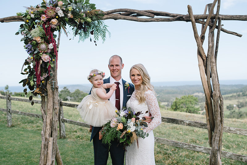 Byron View Farm - Byron Bay Elopement - Jess & Craig