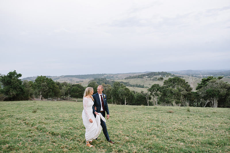 Australian Luxe Elopement - Hitched In Paradise - Byron Bay Wedding Blog
