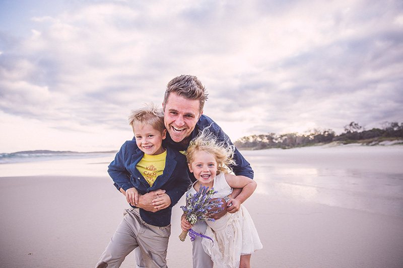 Hitched In Paradise - Fun Byron Bay Elopement - Destination Wedding