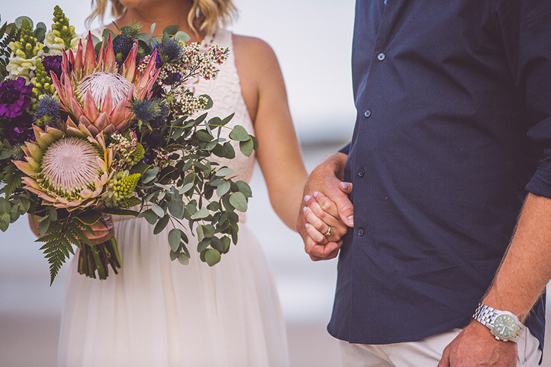 Hitched In Paradise - Gold Coast Elopement Blog