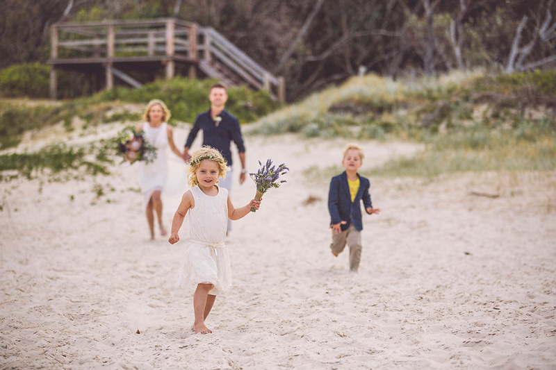 Tallow Beach - Byron Bay Elopement - Sam & Justin