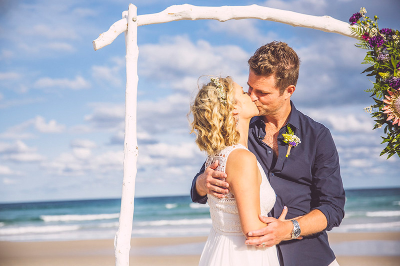 Hitched In Paradise - Tweed Coast Elopement Blog