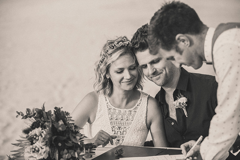 Hitched In Paradise - Tweed Coast Wedding Blog