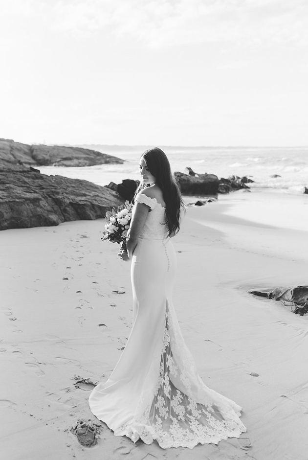 Cabarita Beach Elopement - Hitched In Paradise - Tweed Coast Wedding Blog