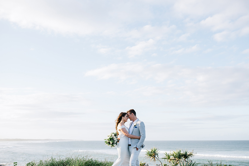 Gold Coast Coast Wedding - Hitched In Paradise Elopement Blog
