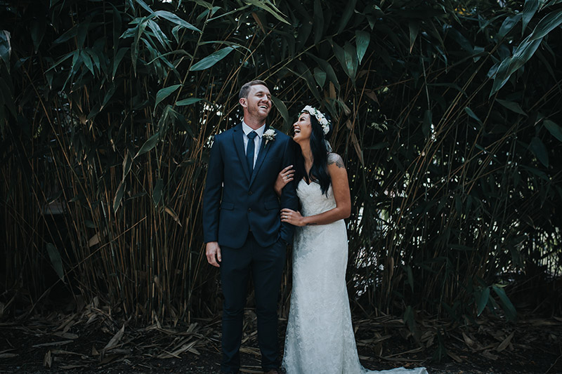 Hitched in Paradise Elopement - Bobby & Tahnee - Mavis Kitchen