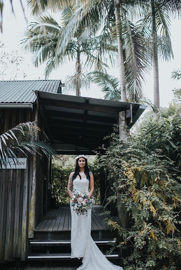 Bobby & Tahnee Blog - Hitched in Paradise - Tweed HInterland Elopement