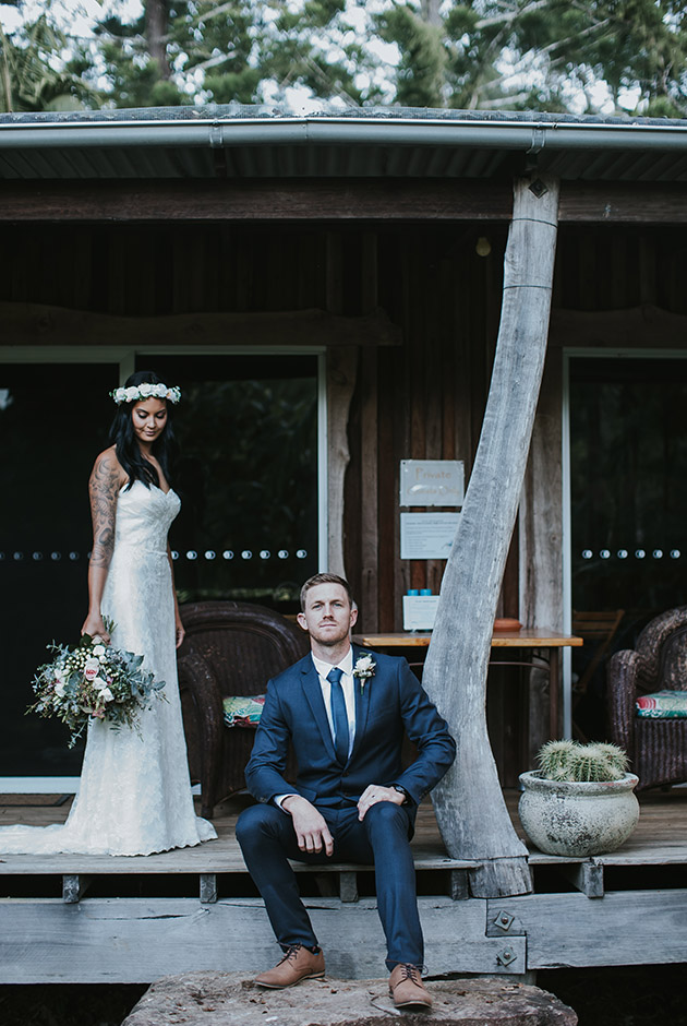 Bobby & Tahnee Blog - Hitched in Paradise - Byron Bay Elopement