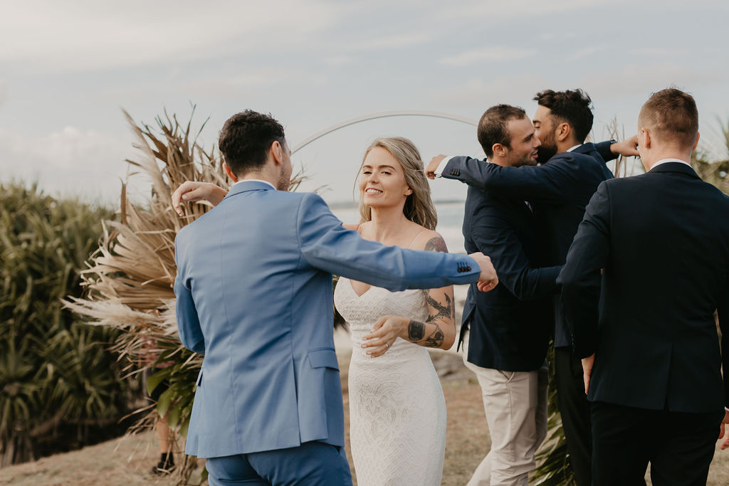 Hastings Point Familia - Tweed Coast Elopement - Hitched In Paradise