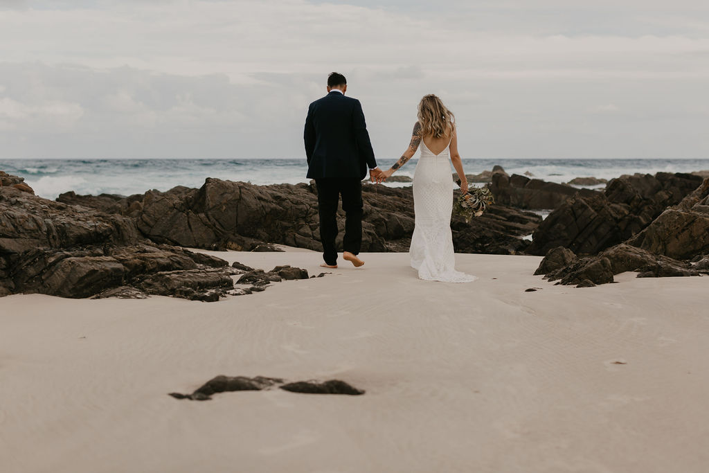 Australian Elopements - Hitched In Paradise - Priscilla & Valerio