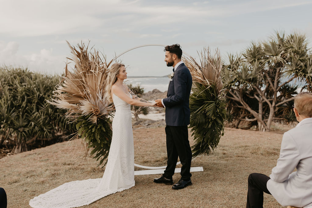 Hastings Point Wedding - Tweed Coast - Hitched In Paradise