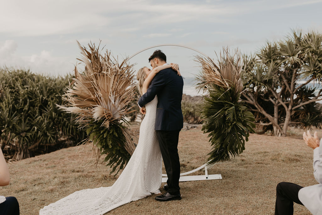 Hastings Point Elopement - Priscilla & Valerio - Tweed Coast