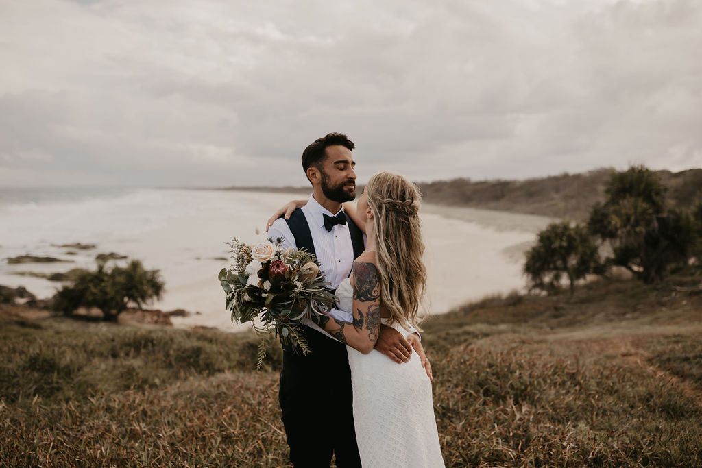 Byron Elopement - Priscilla & Valerio - Hitched In Paradise