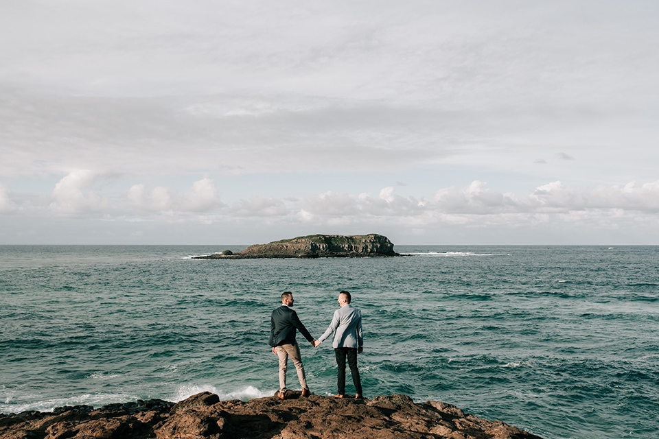 Hitched in Paradise - Byron Bay Elopement