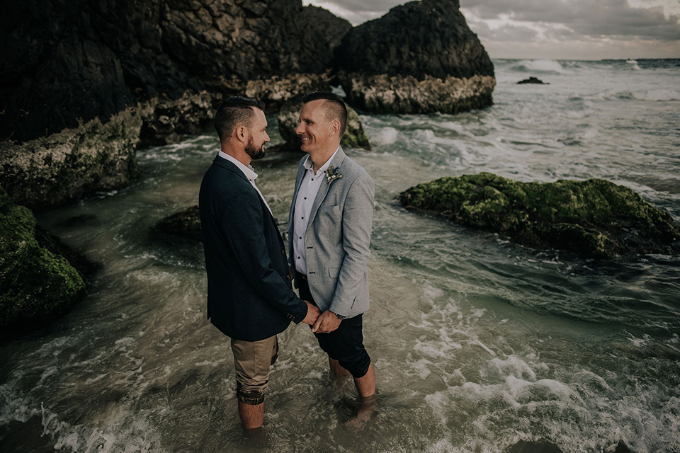 Hitched in Paradise - Gold Coast - Gay Elopement