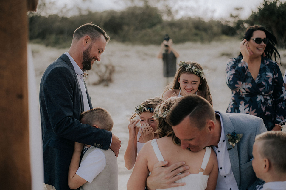 Hitched In Paradise - Gold Coast Beach Elopement