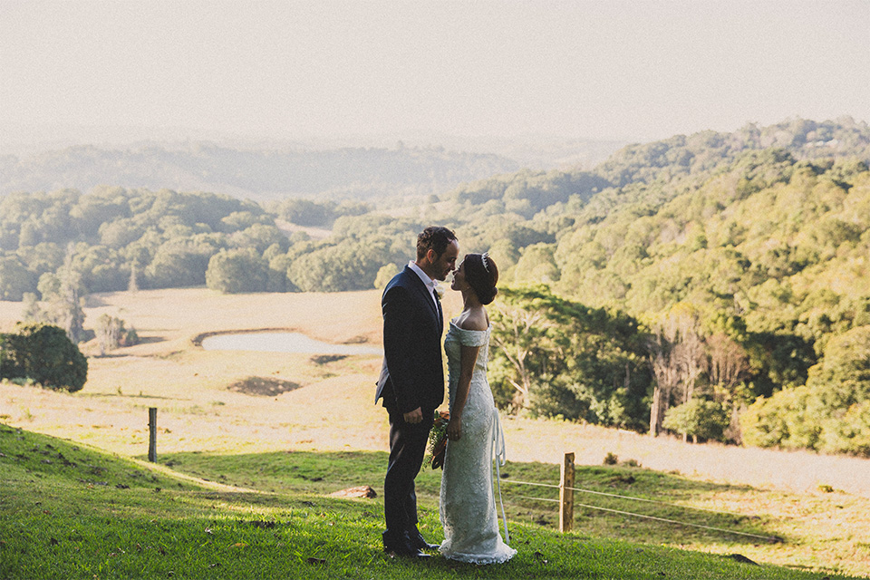 Erin & Hyesun - Earth House Elopement - Byron Hinterland